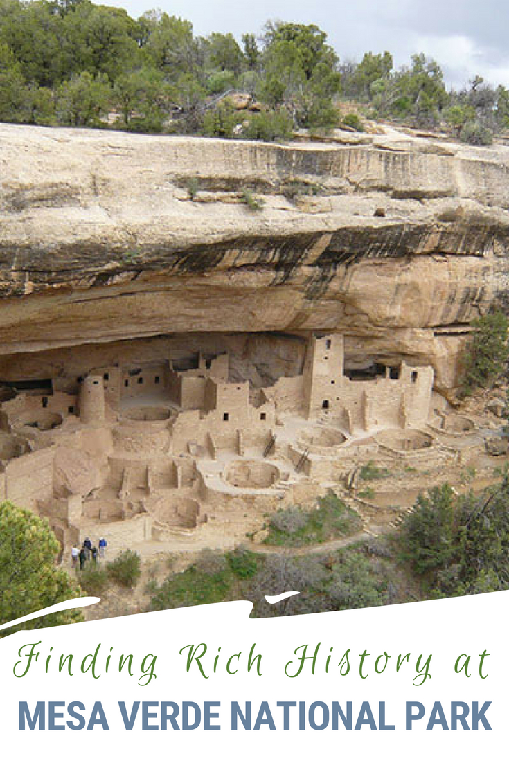 Pueblo people flourished at Mesa Verde approximately 1400 years ago. This Colorado UNSECO World Heritage site is a must-visit for adults and kids alike. Find out more about what to expect and where to stay! #Colorado #VisitColorado #NationalParks #MesaVerde #UNESCO
