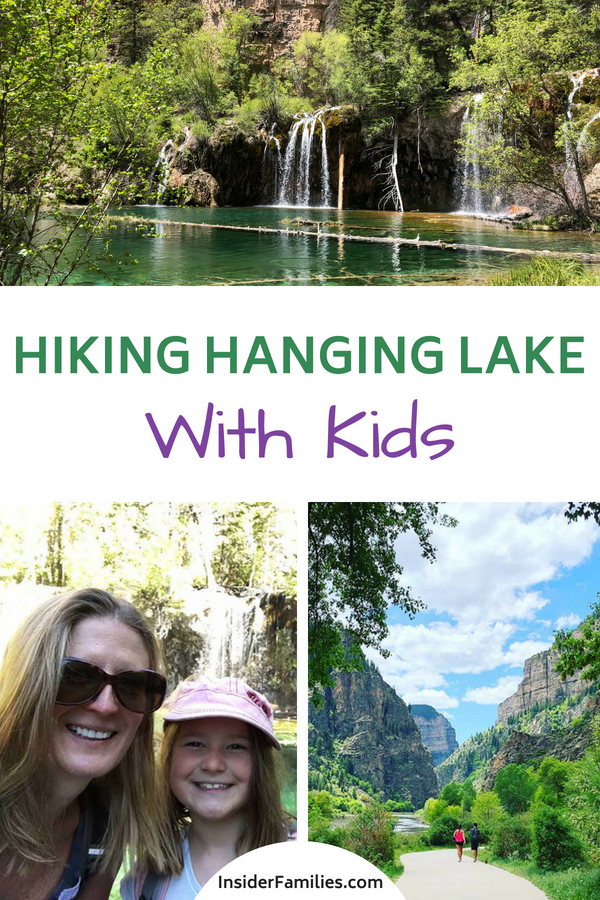 Hanging Lake is one of the more popular hikes in Colorado. Almost anyone can, though not everyone should, hike it. Here's what you need to know. #Colorado #hiking #GlenwoodSprings #familyhikes