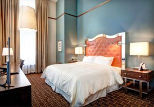 For a family vacation to Denver the Crawford Hotel is a favorite. Photo courtesy Ellen Jaskol/ Crawford Hotel.