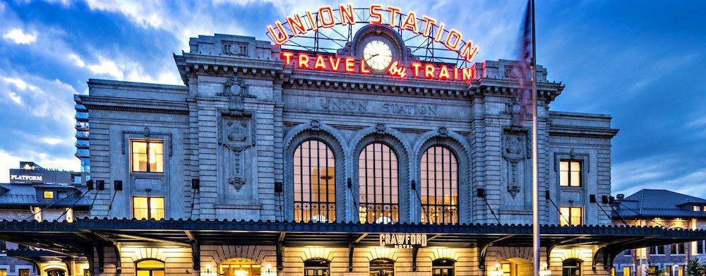A Family Getaway to Denver Union Station