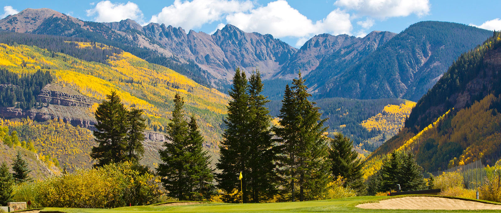 Fall in the Rocky Mountains