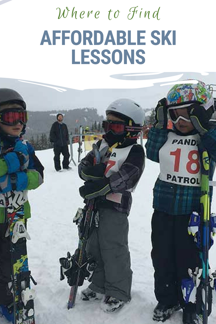 Skiing can get expensive when you add up the cost of ski, tickets, ski lessons, ski gear and ski lodging. Where in Colorado can you find affordable ski lessons for your kids? Read on to find out! #SkiColorado #SkiFamily #SkiVacation #VisitColorado #ColoradoTravel #SkiResorts