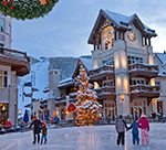 Ice Skating is a must on your Vail family vacation!