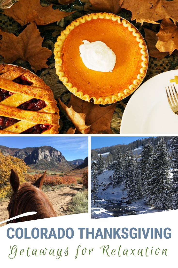 From Vail to Denver to Gateway Canyons, check out our favorite places in Colorado to pend Thanksgiving with the family. What better opportunity to escape the cooking and cleaning of Thanksgiving that to getaway to a Colorado ski resort with or without extended family?