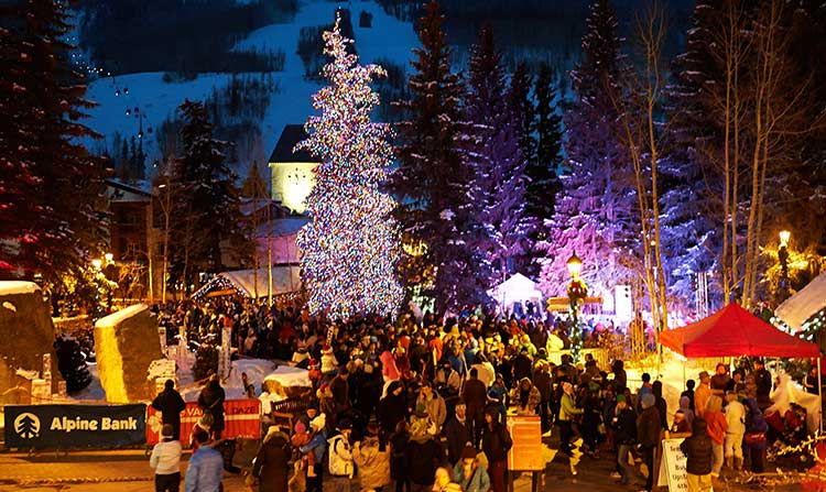 Holidays in Vail