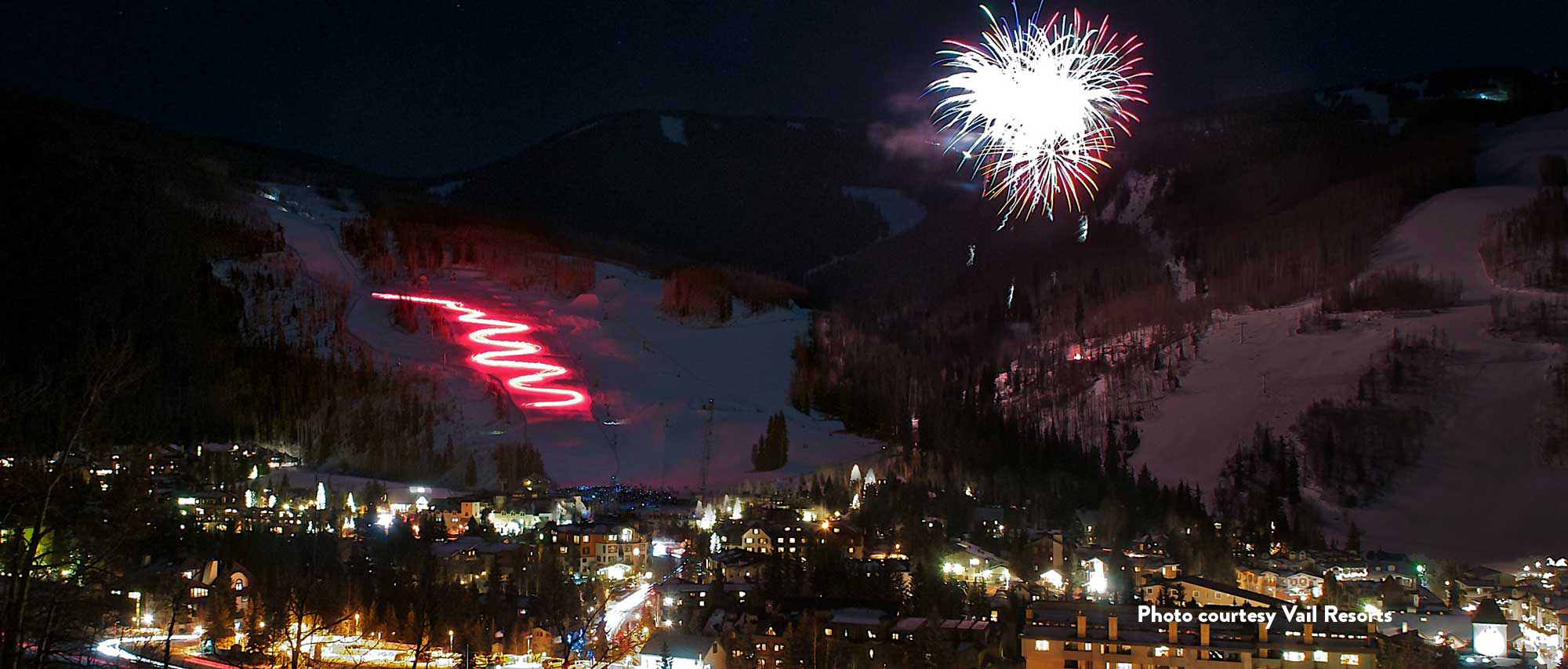 Holidays in Vail. Photo courtesy Vail Resorts.