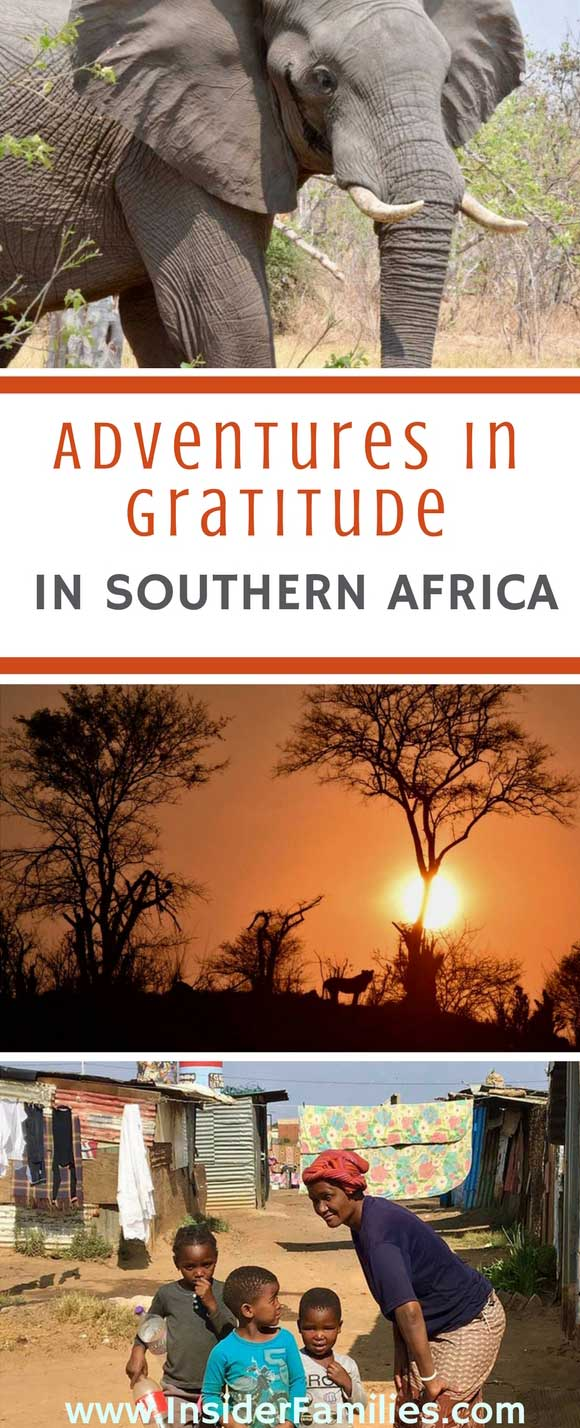Travel allows one to see new and incredible things. Meet people who have far less than you, yet are happier and more grateful. This was most certainly the case in Southern Africa. #Botswana #Gratitude #Africa