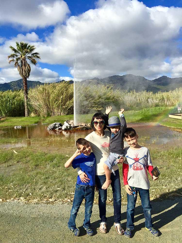 best family travel destinations - napa valley