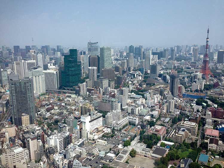 best family travel destinations - Tokyo