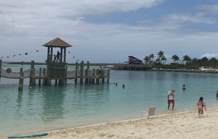 Disney Cruise Tips #1: Book an initerary that includes Castaway Cay