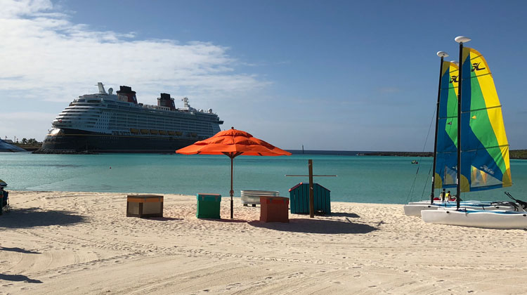 Disney Cruise Tips: Disney Fantasy at Castaway Cay