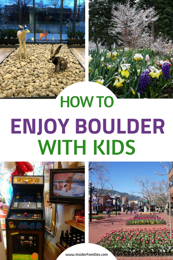 Boulder may have replaced Denver as our families' go-to weekend city getaway. Read all about our favorite things to do with kids in Boulder, Colorado. #VisitColorado #VisitBoulder #FamilyTravel #WeekendJaunts #ThingstodowithKids