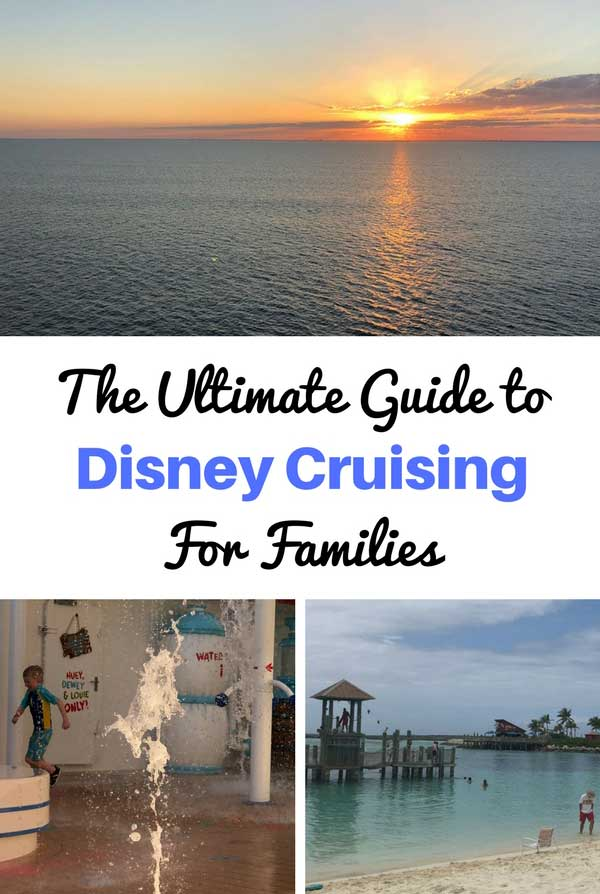 Thinking of taking a Disney Cruise! Read on for our ultimate guide to Disney Cruises!