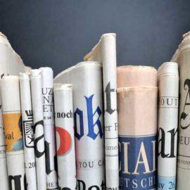 Insider Families - Content creators: print newspapers, print magazines