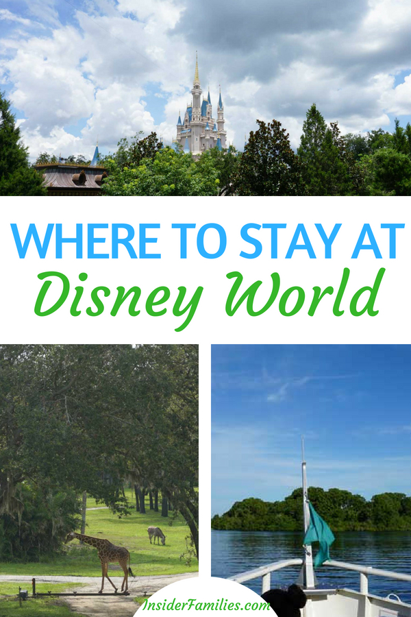 Make the most of your time at Walt Disney World by choosing the hotels or resorts right for your family vacation. Here are our tips on where to stay at Disney World, and how to get there. Read about Animal Kingdom Lodge and find more hotels perfect for your family! #DisneyWorld #ILoveDisney #WaltDisneyWorld #VisitOrlando #Orlando #AnimalKingdom #DisneyParks #TMOMDisney #FamilyTrips