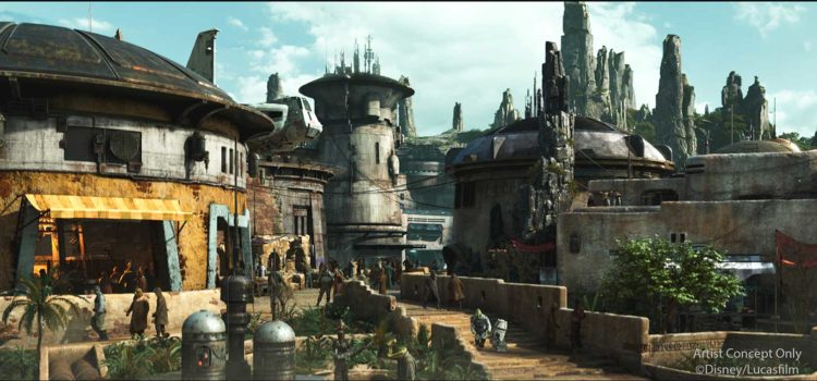 2019: The Year of Star Wars at Disney Parks