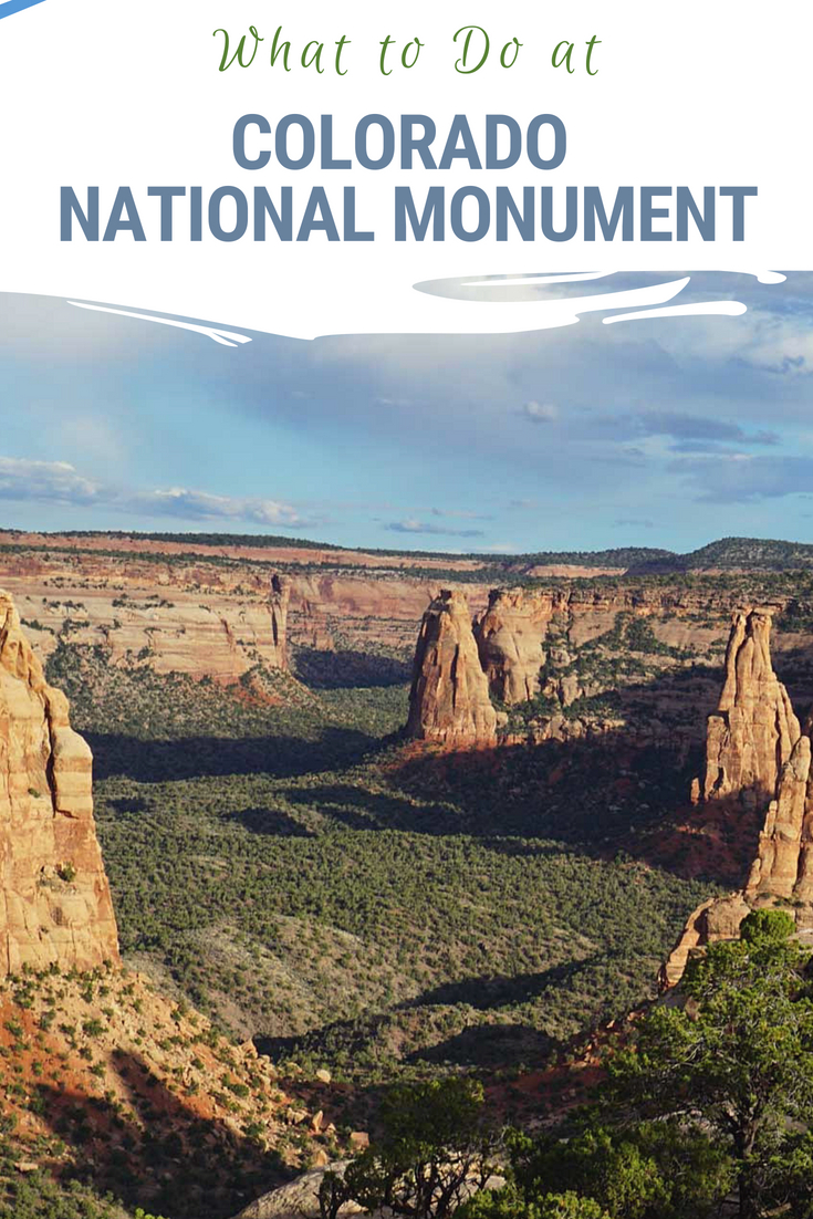 Colorado has many beautiful spots where you can really get in touch with nature and beauty. Colorado National Monument is one of these special places. Our national parks and state parks are treasures to be respectfully enjoyed whether camping, hiking or climbing. #ColoradoTravel #VisitColorado #Colorado #ColoradoNationalMonument #NationalParks #GrandJunction #Fruita