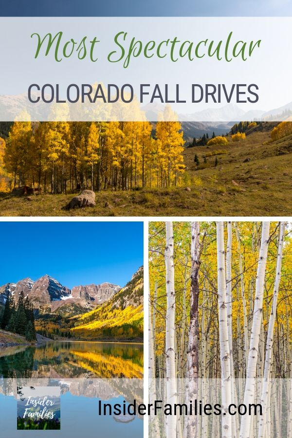 When the prick of a chill can be felt in the Colorado morning air, you know that fall is on its way. This may be our favorite season in Colorado. The Aspen leaves change to a vibrant gold. Here are our favorite drives to enjoy leaves with a fun family-friendly weekend getaway at the end. #Colorado