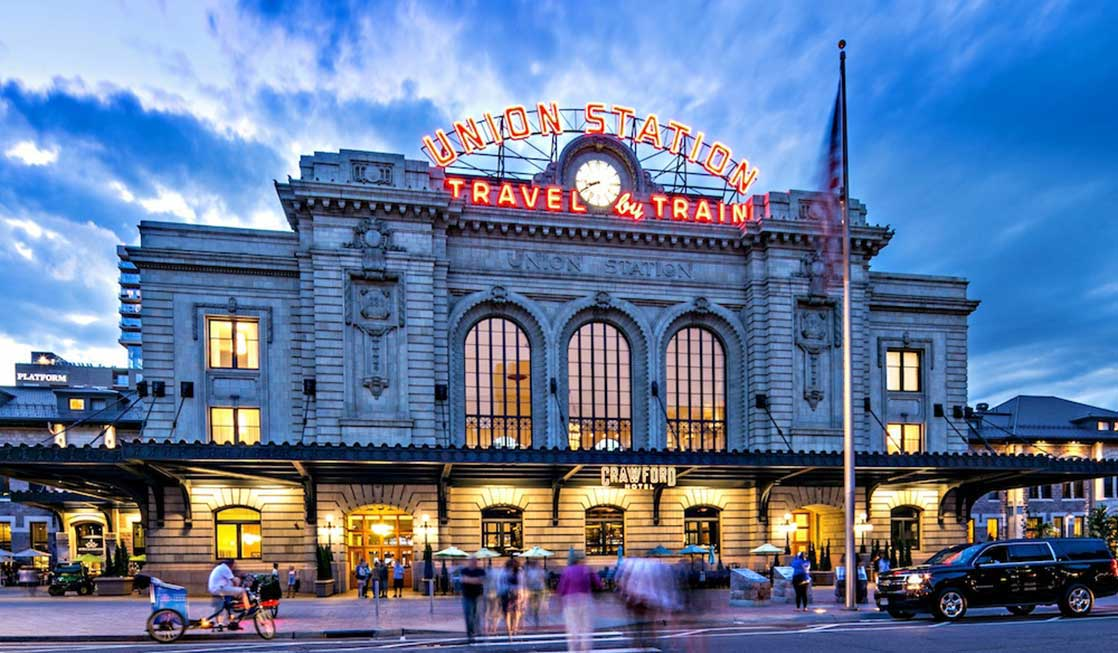 Family Hotels Denver For History Trains Swings Free Amenities And More