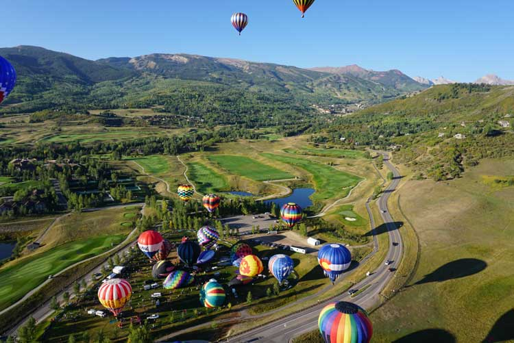 What to know about taking child on a hot air balloon ride