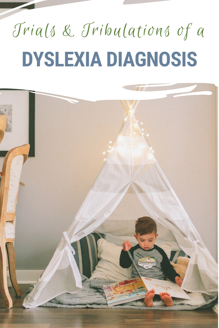 Getting a dyslexia diagnosis in Colorado can be confusing and frustrating. Yet it is needed to get 1 in 5 children the help they need to learn. What is dyslexia, what dyslexia strategies can help? Here's our story! #reading #dyslexia