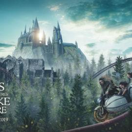 Hagrid's Magical Creature Motorbike Adventure: June 2019!