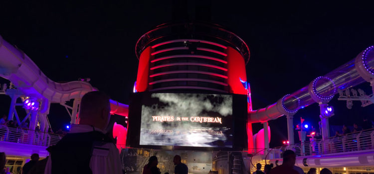 Disney Cruise Pirate Night Guide