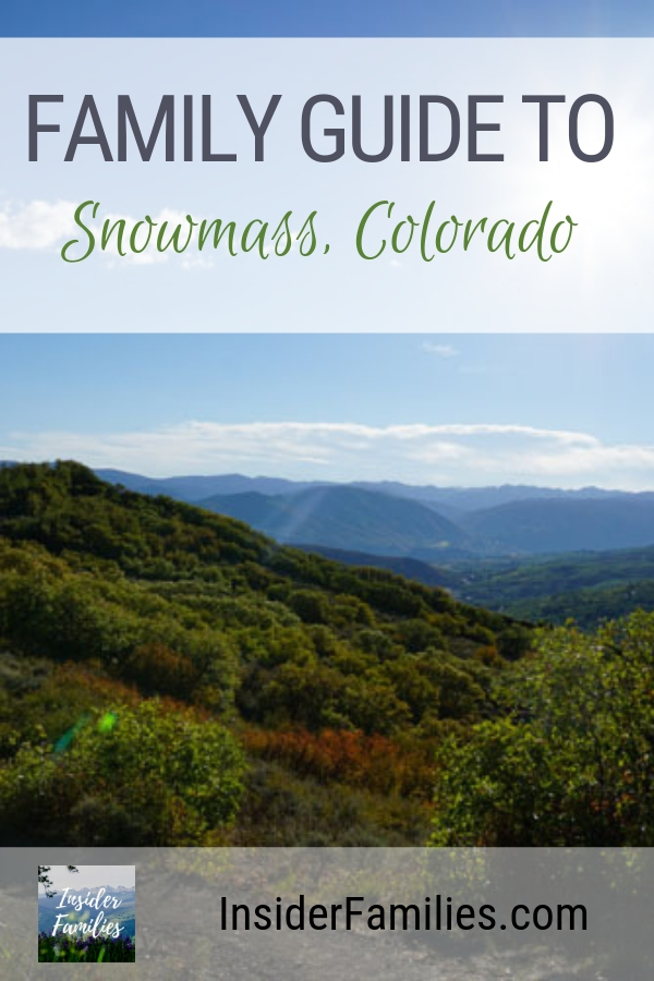 Thinking of taking a vacation this summer to the mountains of Colorado? You may want to consider Snowmass. The quaint Snowmass Village sits at the base of Smowmass Mountain and has lots of family activities and sun Snowmass lodging options. #AspenSnowmass #Colorado