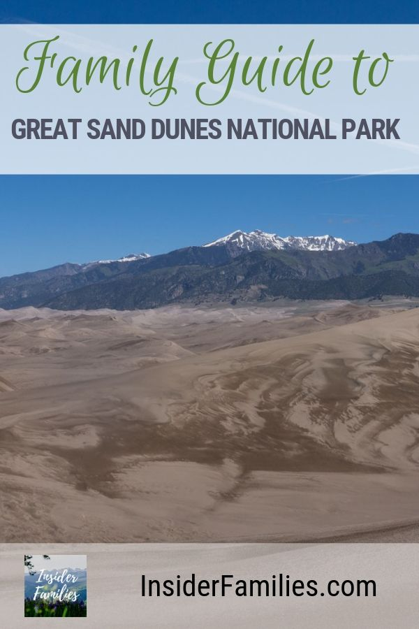 Great Sand Dunes National Park may be the most unique of the many national and state parks in Colorado. Find out why it is so unique and what all there is to do! #NPS #GreatSandDunes #Colorado