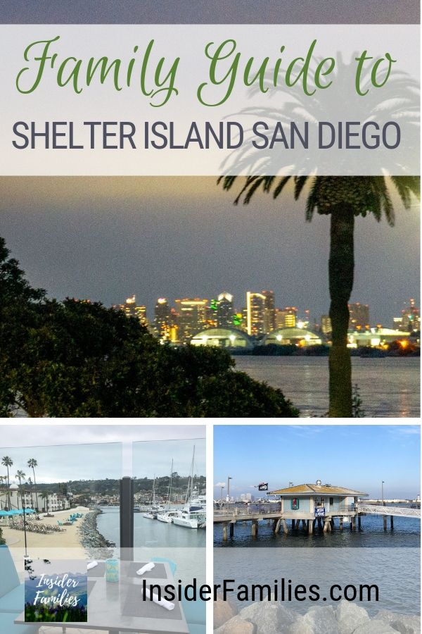 Shelter Island San Diego is ideal for a San Diego family vacation. Kona Kai Resort offers lots to do & is close to the many other San Diego family attractions. Families will enjoy the location, beach, pool, dining and more! #VisitSanDiego #VisitCalifornia