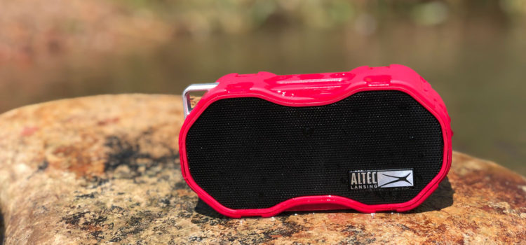 Play Hard with the Altec Lansing Baby Boom XL from Best Buy