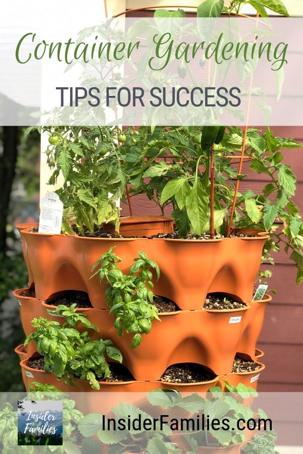 There are great teachable moments gardening with kids. Even the adults can learn. Container gardening in the Garden Tower 2 was a success for us. Learn our best gardening tips! #gardening #gardeningwithkids