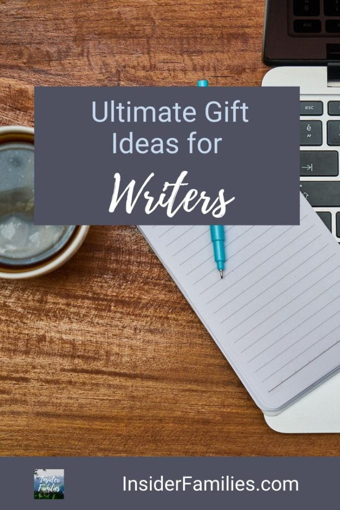 Looking for gifts ideas for writers? From a writers retreat in Paris, to stocking stuffers we've got some of the most unique gift ideas for writers!
