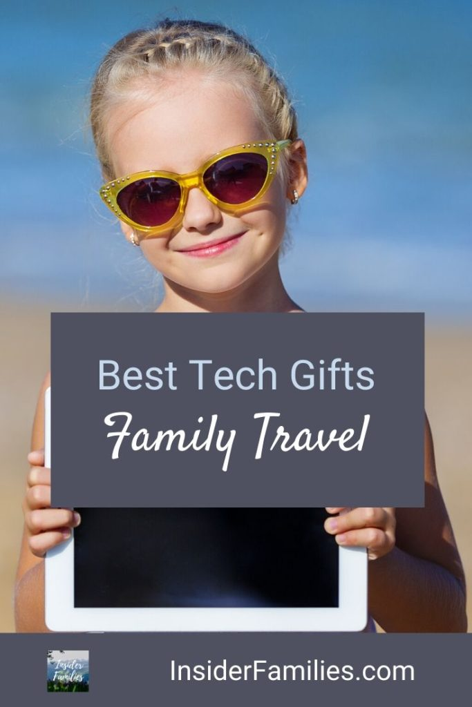 Wondering how to keep kids entertained and minimize sibling arguments on long travel days? Check out our favorite travel tech for families!