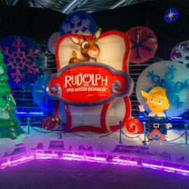 Gaylord ICE Debuts at Gaylord Rockies: A Christmas Spectacular