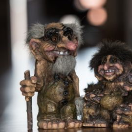 Read Troll Stories, Travel to Meet Scandinavian Trolls