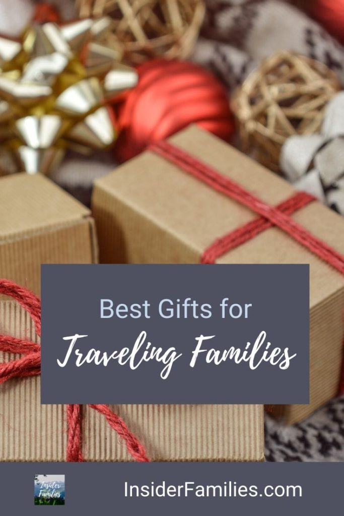 'Tis the season for hoilday gift shopping. We've got a round up of the best gifts for traveling families -- from tech to giving back get inspiration here.