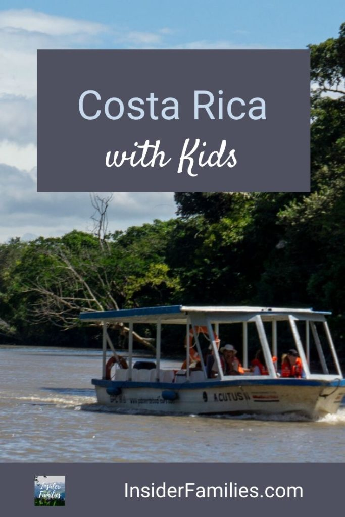 From beaches, rain forests and sloths, Costa Rica with kids is the perfect family destination. Find the perfect 7 day Costa Rica itinerary here! #CostaRica #PuraVida