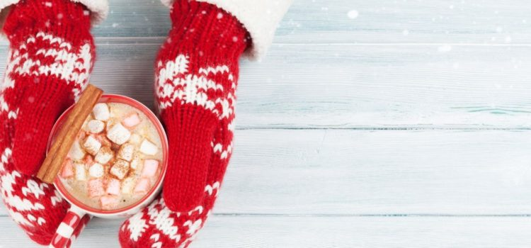 Winter Family Fun: Make Hot Chocolate with Marshmallows