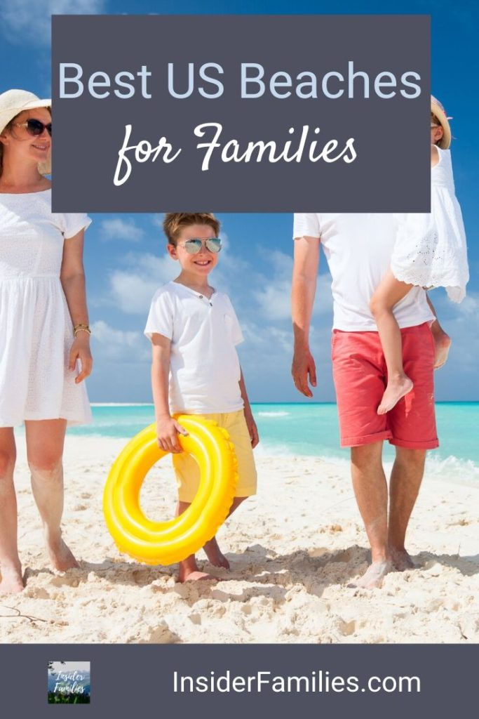 Let us help you narrow down the perfect destination for your family with our round up of the best beach destinations in the USA for families.