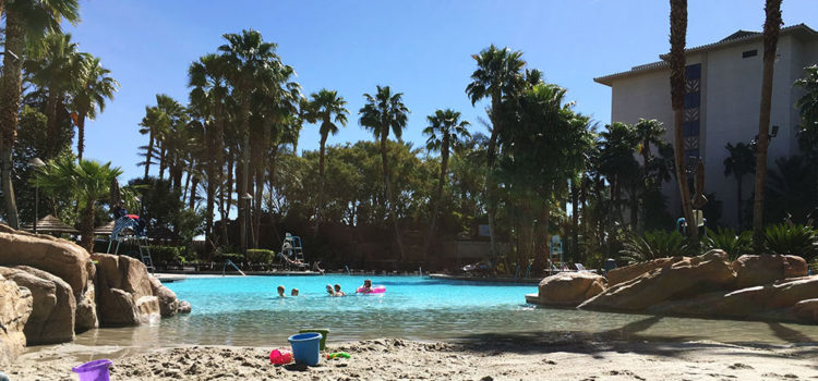 Best Pools for Kids in Vegas