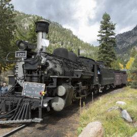 Colorado Train Rides with Unbeatable Mountain Views