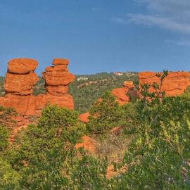 Colorado Springs Hikes with Unique Views