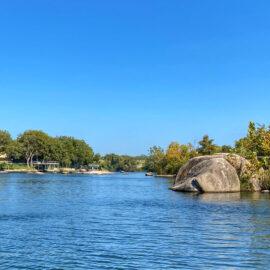 lake lbj at granite shoals