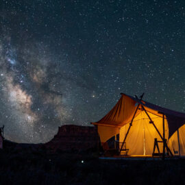 Moab Glamping Resorts for Family Fun