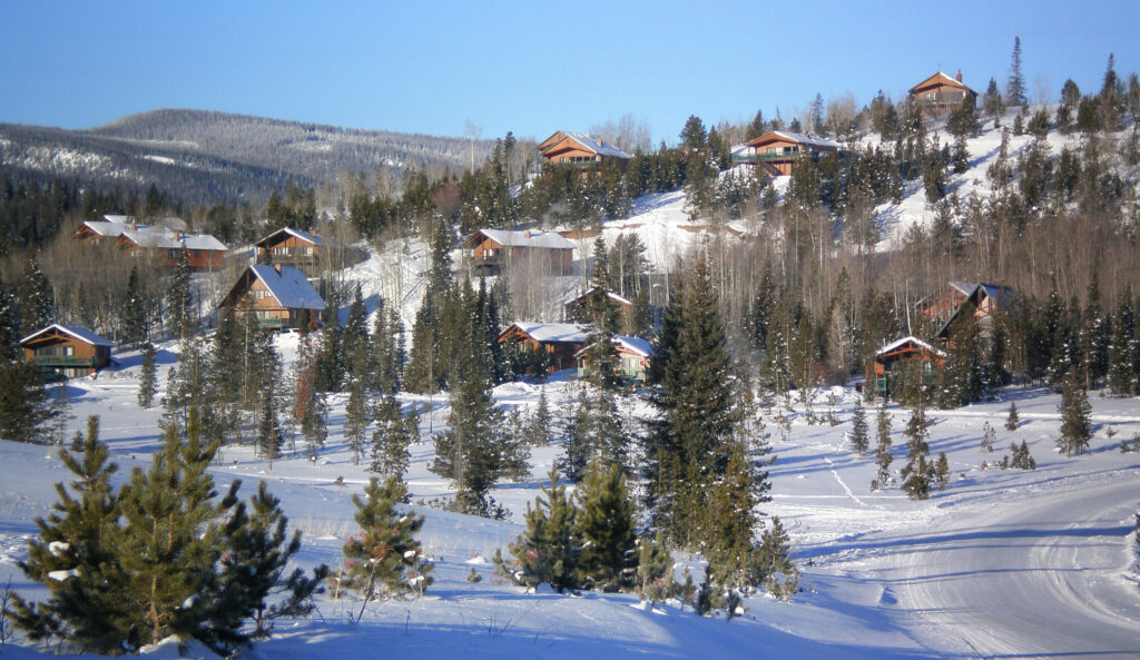 snow mountain ranch cabins