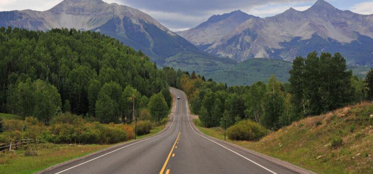 Scenic Drives Near Denver