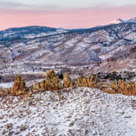 Iconic Mountains of Colorado