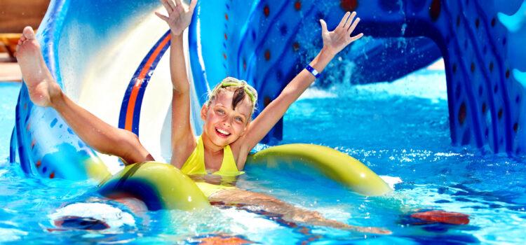 kids having fun at denver water parks