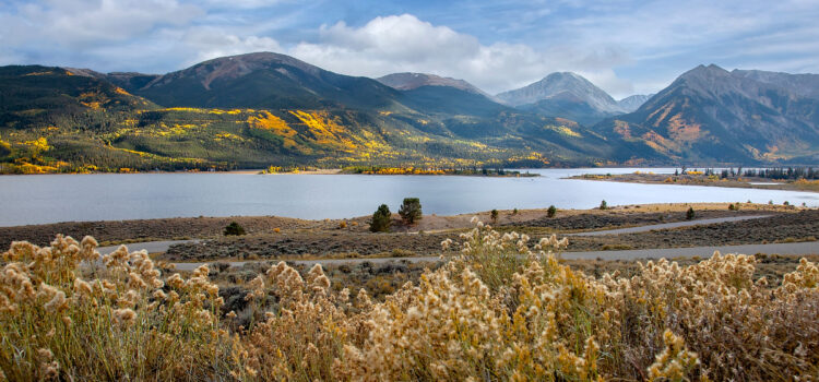Twin Lakes Colorado Camping